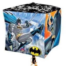 Batman Cubez Foil Balloon 15''