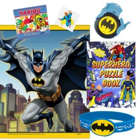 Batman Pre Filled Party Bags