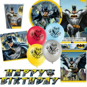 Batman Ultimate Party Kit for 8
