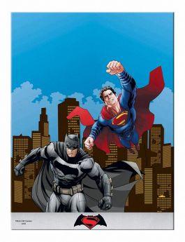Batman vs Superman Plastic Tablecover