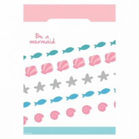 Be a Mermaid Party Bags pk8