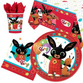 Bing Party Tableware Set for 8