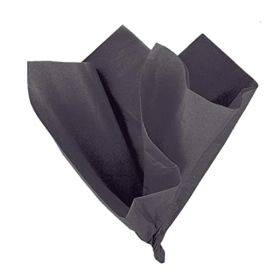 Black Tissue Paper, pk10