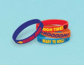Blaze and the Monster Machines Rubber Bracelets pk4