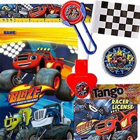 Blaze and the Monster Machines Pre Filled Party Bags (No.1)
