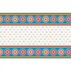 Boho Mexican Fiesta Tablecover 1.37m x 2.13m