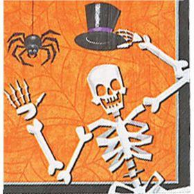 Boneyard Boogie Napkins, pk16