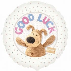 Boofle Good Luck 18in Foil Balloon