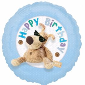 Boofle Happy Birthday 17in Foil Balloon