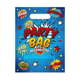 Boys Fun Party Bags, pk10