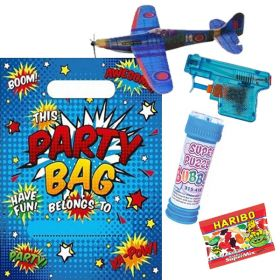 Boys Summer Pre Filled Party Bag (no.1)