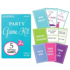 Bridal Shower Party Game