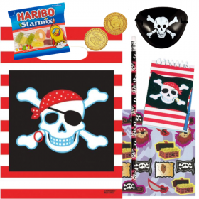 Budget Pirate Pre Filled Party Bags (no.1)
