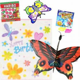 Butterfly Prefilled Party Bag