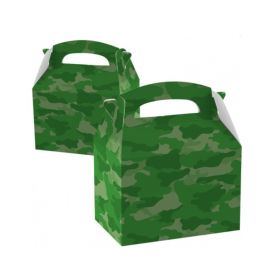 Camouflage Party Boxes