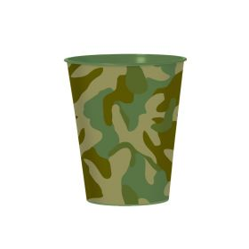 Camouflage Gift Cup 473ml