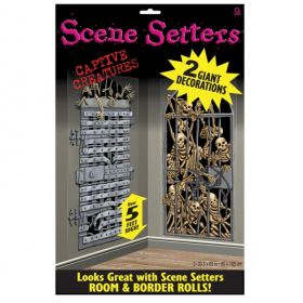 Captive Creatures Add-On Scene Setter