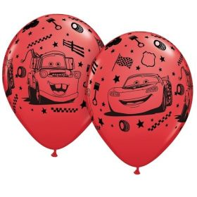 Disney Cars 3 Latex Balloons 12""