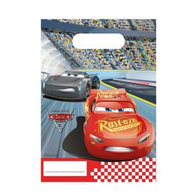 Disney Cars 3 Party Bags, pk6