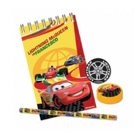 Cars Stationery Party Pack