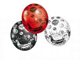 Disney Cars Latex Party Balloons pk5