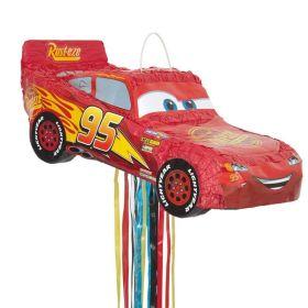 Disney Cars Pull Pinata