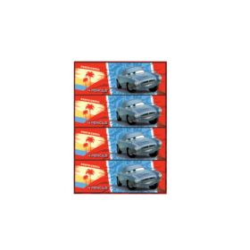 Disney Cars Pencil Set, pk8