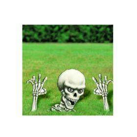 Cemetery-terror-skeleton-lawnsign