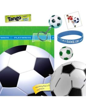 Champion Soccer Pre Filled Party Bags (no.1), One Supplied