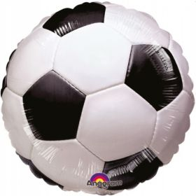 Championship Soccer Party Foil Balloon