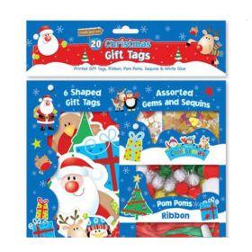 Christmas Make Your Own Gift Tags