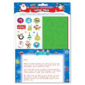 Father Christmas Letter Pack