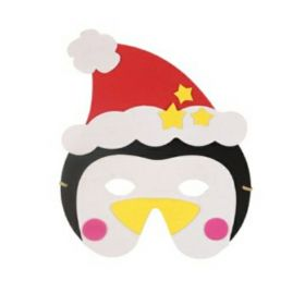 Christmas Penguin Eva Mask
