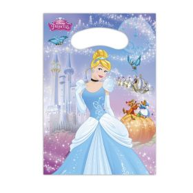 Cinderella Party Bags, Pack of 6