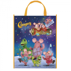 Clangers Tote Party Bag