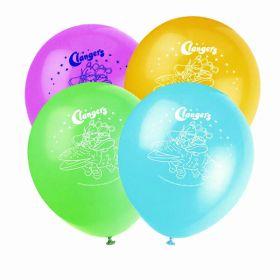 Clangers Balloons pk8