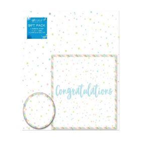 Congratulations Gift Wraps