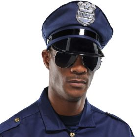 Cops & Robbers Mirror Glasses