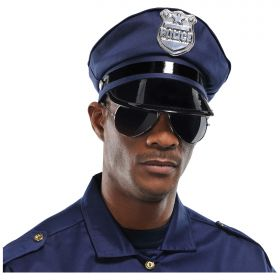 Cops & Robbers Mirror Funglasses