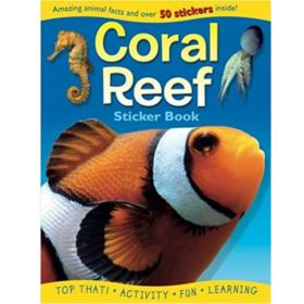 Coral Reef Activity Book