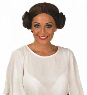 Cosmic Princess Wig - Princess Leia style