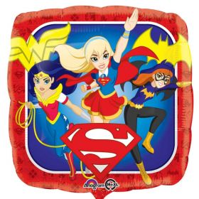DC Super Hero Girl Foil Balloon