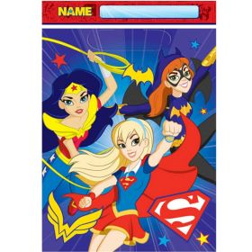 DC Super Hero Girls Party Bags pk8