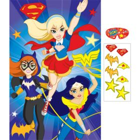 DC Super Hero Girl Party Game