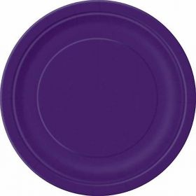 Deep Purple Plates pk16