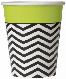 Designer Birthday Party 9oz Paper Cups