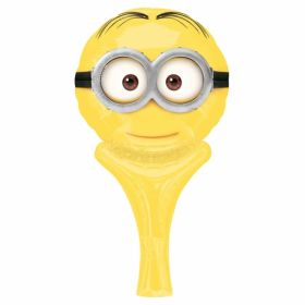 Minions Despicable Me Inflate a Fun Air Fill Balloon
