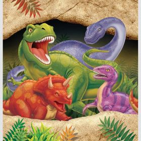 Dino Blast Party Tablecover