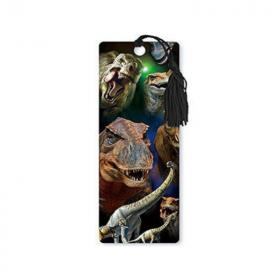 Dinosaur Lenticular Bookmark