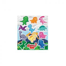 Dinosaur Sticker Sheet